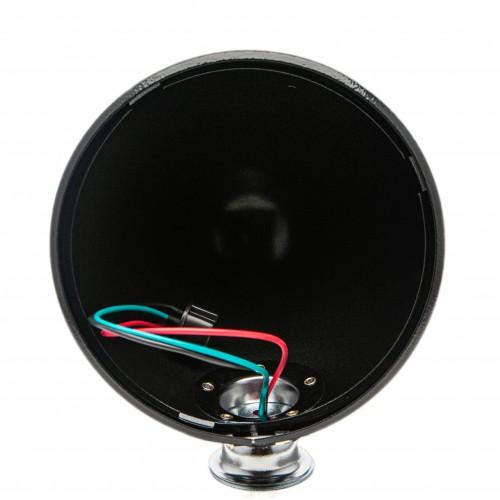 7 Inch Freestanding Headlight Shell - Black Powder Coated