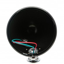 7 Inch Freestanding Headlight Shell - Black Powder Coated