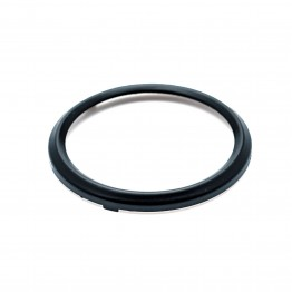 Rim Full Vee for 52mm Gauges - Matt Black