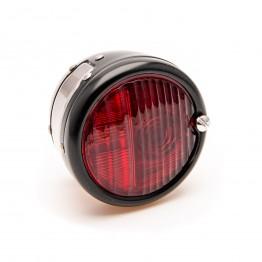 ST38 'Pork Pie' Rear Lamp - Black