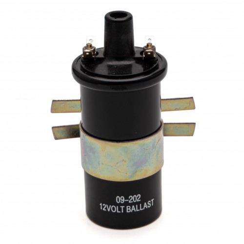12V Ballast Resisted Coil PUSH IN LEAD