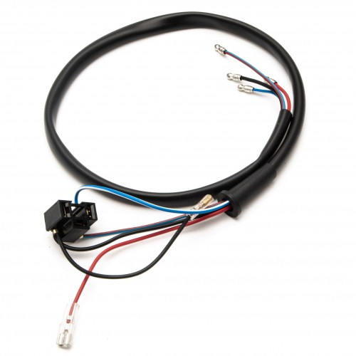 Headlamp Wiring Harness for Halogen & UEC Bulbs with Insulated Spade Terminals