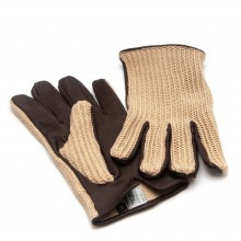 Monte Driving Gloves - Brown