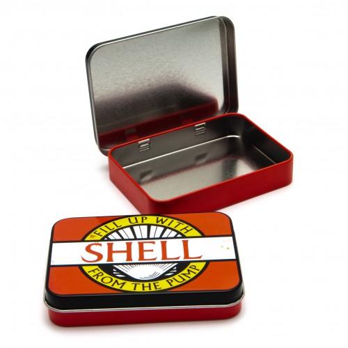 Shell Vintage Keepsake Tin