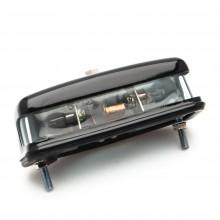 L467 LUCAS NUMBERPLATE LAMP BLACK