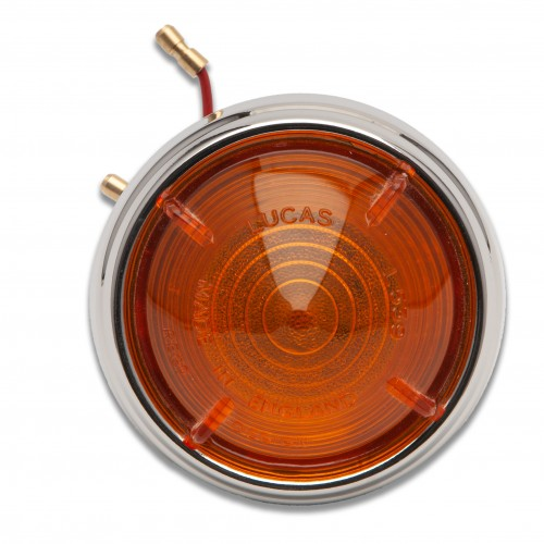 Lucas L539 Type Flasher Lamp Single Contact image #2