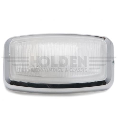 Interior or Under Bonnet Light with glass lens