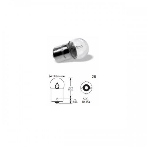 Lucas 12v 10w Bayonett Bulb