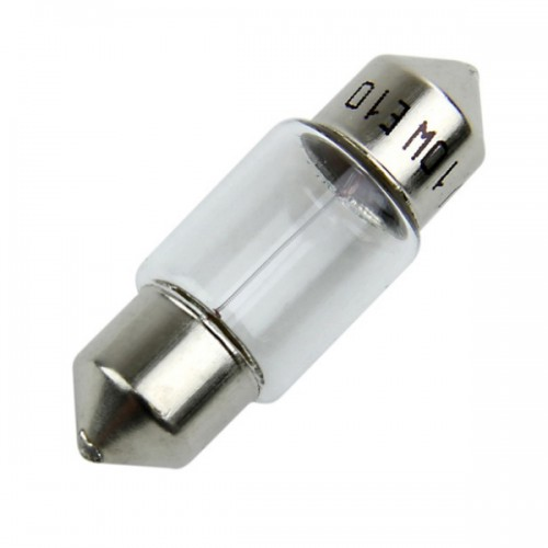 Lucas 12v 10w interior Festoon Bulb LLB269P
