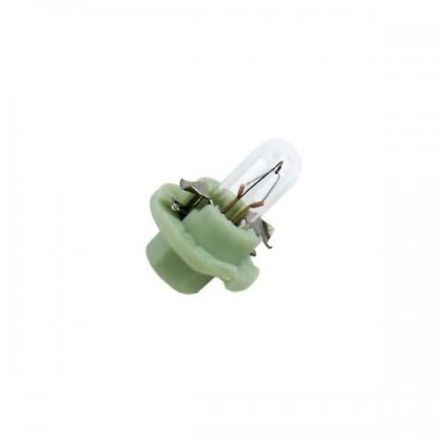 12V 2W Light Green Bulb