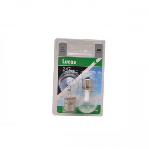 Lucas 12V 21W Indicator bulb 2 pack