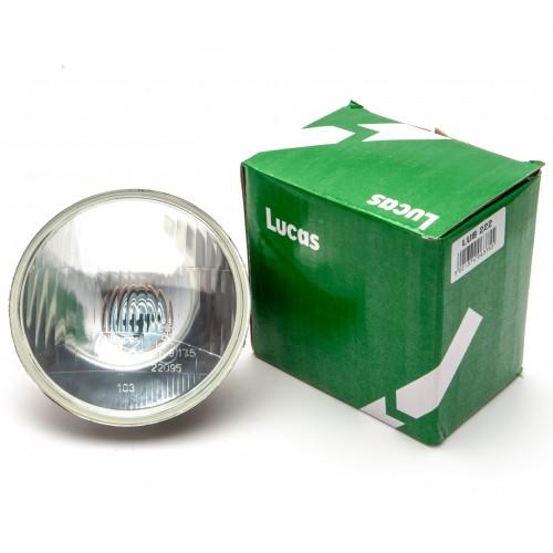 Lucas H1 5 3/4 Headlamp Unit LUB222