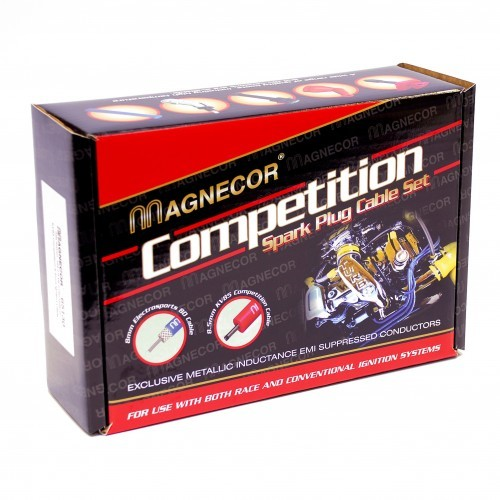 Ignition Lead Set For Jaguar D Type (6 cylinder) 8.5mm