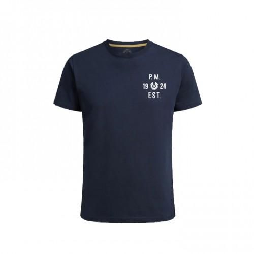 Belstaff Mccallen T-Shirt - Navy