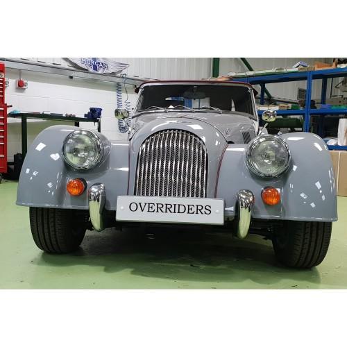 Rear Overrider For all Morgan Cars 1990  onwards. Morgan Part Number MCB0680