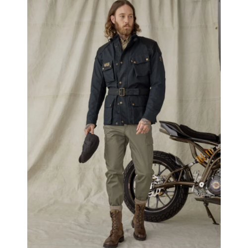Belstaff McGregor Pro Jacket - From The Long Way Up Collection image #4