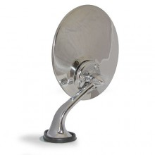 Lucas 406 Type Wing Mirror - Flat Glass - Right Hand