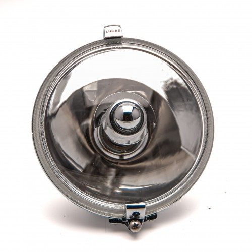 Lucas Type WLR576 Spotlamp Quality Reproduction - Rear Mounted
